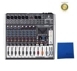 Behringer XENYX X1222USB Premium 16-Input 2/2-Bus Mixer