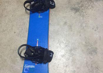 Burton Custom Flying V for rent and for sale