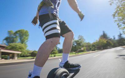 Electric skateboard rental in Denver