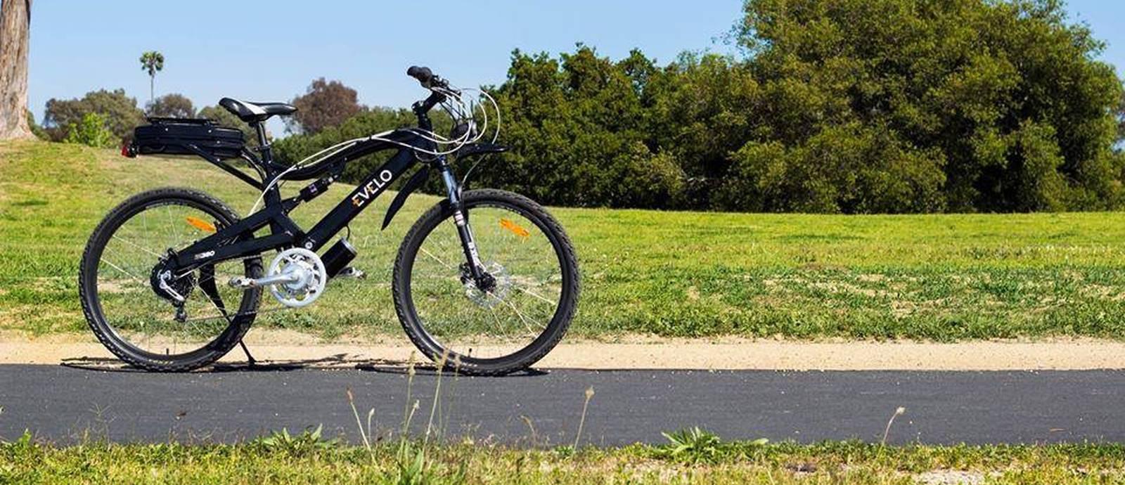 Evelo Aries Electric Bike