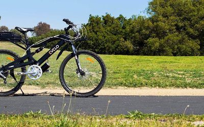 Evelo Aries Electric Bike