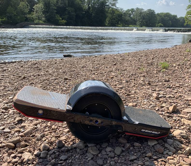 Onewheel+ XR with FANGS