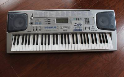 Keyboard rental in Kenmore