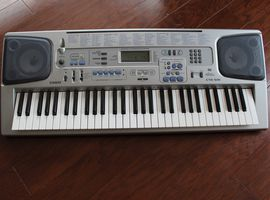 Casio CTK-591 keyboard