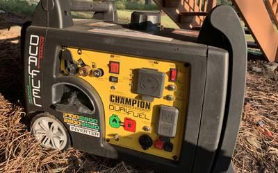 Generator rental in Rapid City