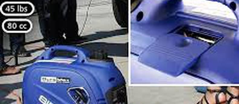 DuroMax Side Kick 2000w Whisper Quiet Generator/Inverter