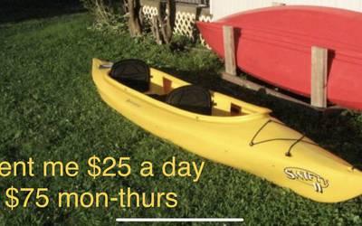 Water sports rental in Winston-Salem