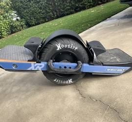 Onewheel XR - Cobra Pad and Fangs