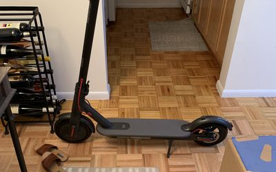 Scooter rental in New York