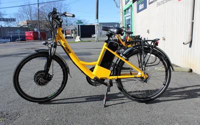 Electric Bike rental in Seattle