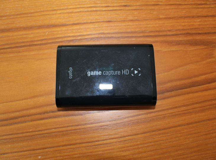 Elgato Game Capture HD (video capture card)