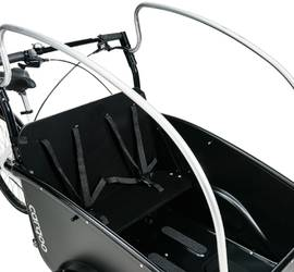 Elsa - Winther Cargoo Electric Cargo/Family bike