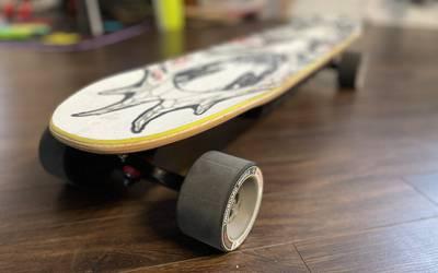Backfire Electric Skateboard rental in Boise