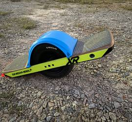 OneWheel XR, or 1 of 3 pints with different color schemes.