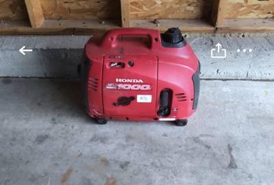 Honda 1000 Generator