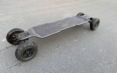Evolve electric skateboards rental in Lehi