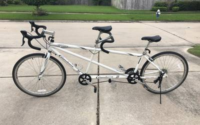 Road bike rental in Katy
