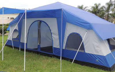 Camping Tent rental in Kent