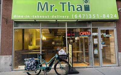 Electric Bike rental in Toronto