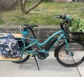 Greta - Yuba BodaBoda Electric Bike