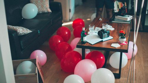 Simple Housewarming Party Ideas