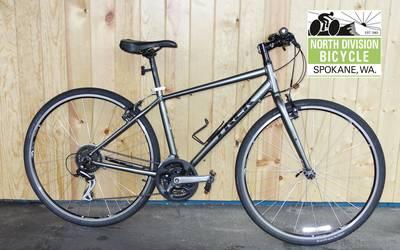 Bike rental in Spokane