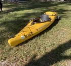 Jet powered kayak