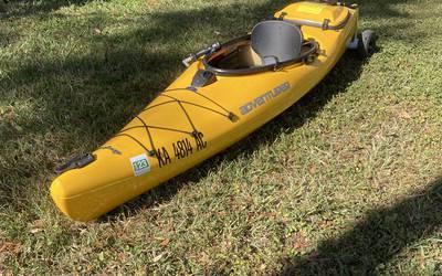 Kayak rental in Lake Mary