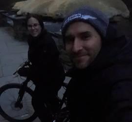 Bike in Saratoga Springs New York, Spa State Park