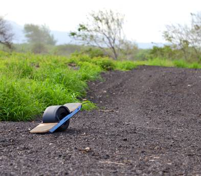 Onewheel+ XR with Craft&Ride Magnetic Fender