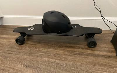 Boosted Electric Skateboard rental in West Palm Beach