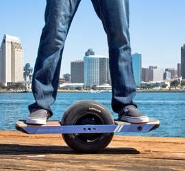 Onewheel + XR Electric Hoverboard/Skateboard