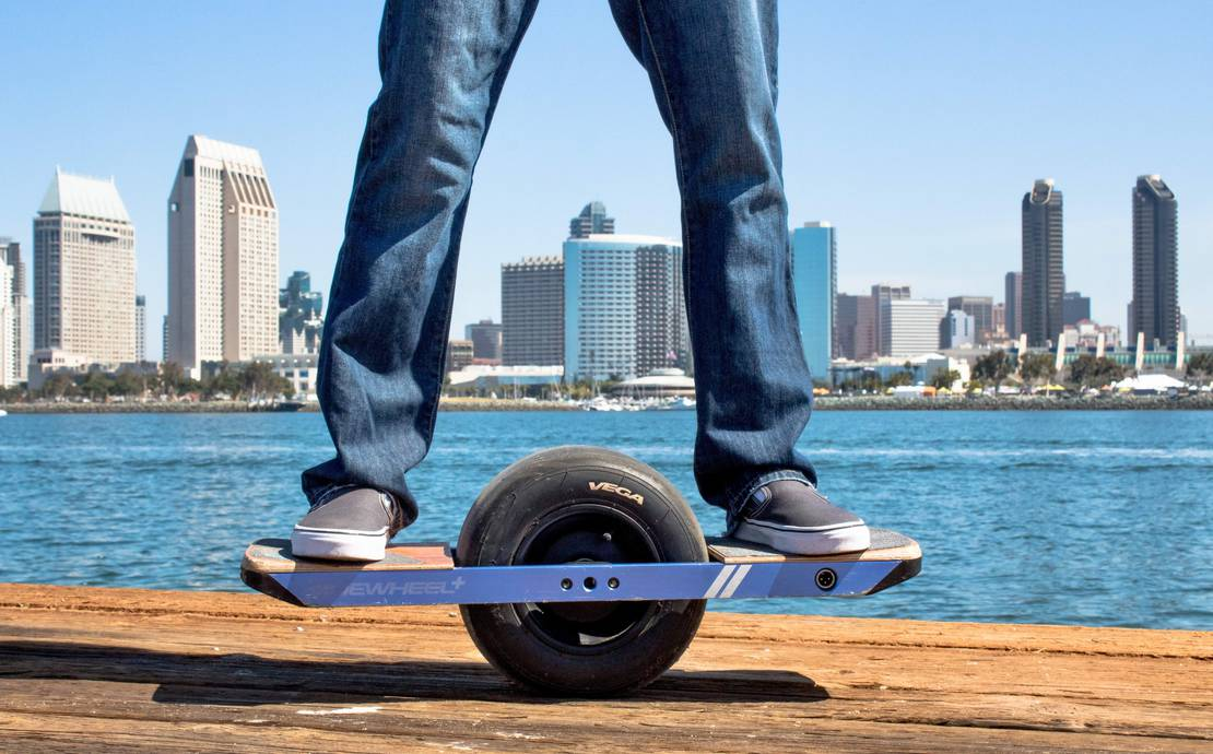 Onewheel Plus Electric Hoverboard