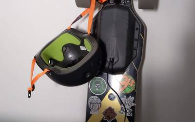 Electric Longboard Backfire G2T