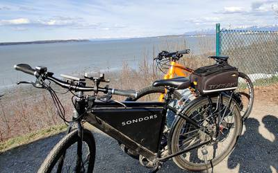 Electric Bike rental in Anchorage
