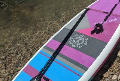 Paddle board inflatable