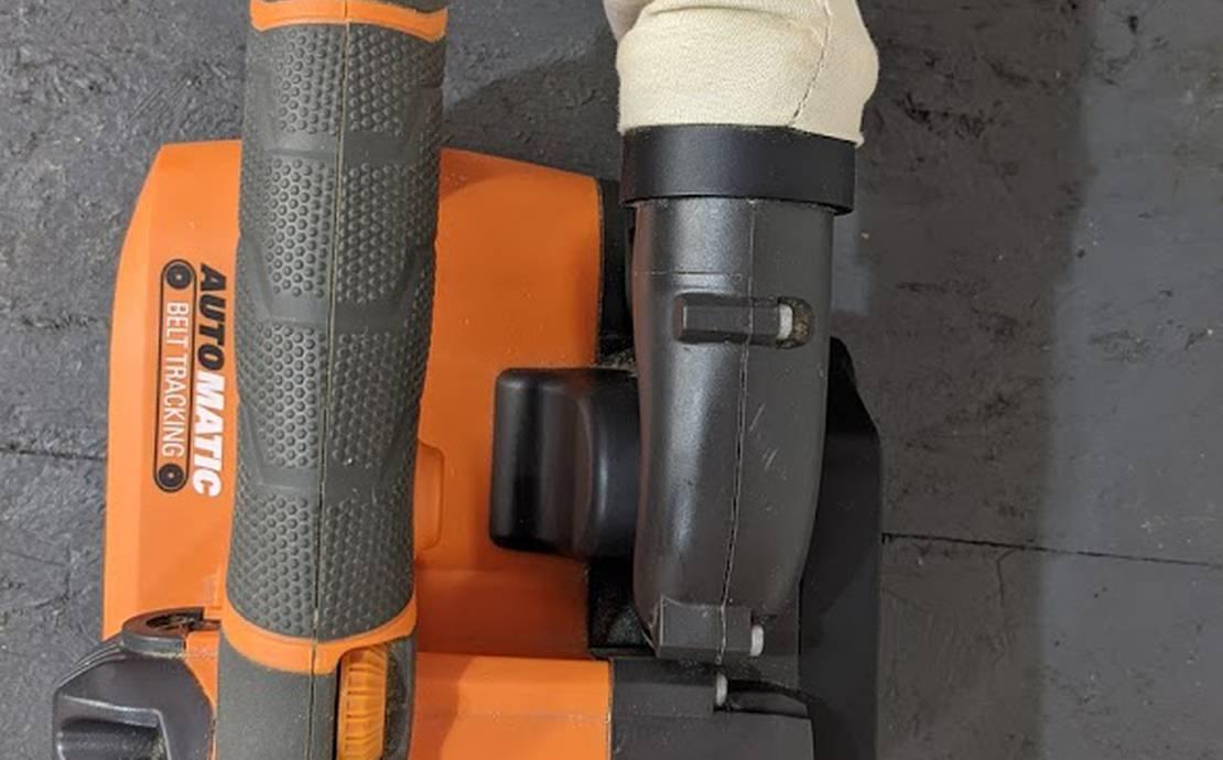 Rigid Belt Sander