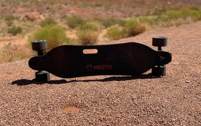 Meepo electric skateboard rental in Spanish Fork
