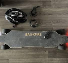 Backfire G2 | Electric Longboard - 30km Range