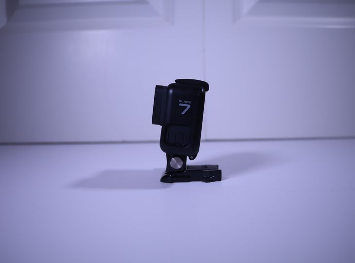 Gopro Hero 7 Camera w/ Equipment