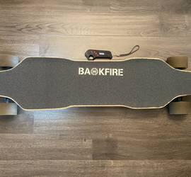 Backfire G3   Electric Longboard - 30km Range