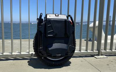 Electric unicycle rental in San Francisco