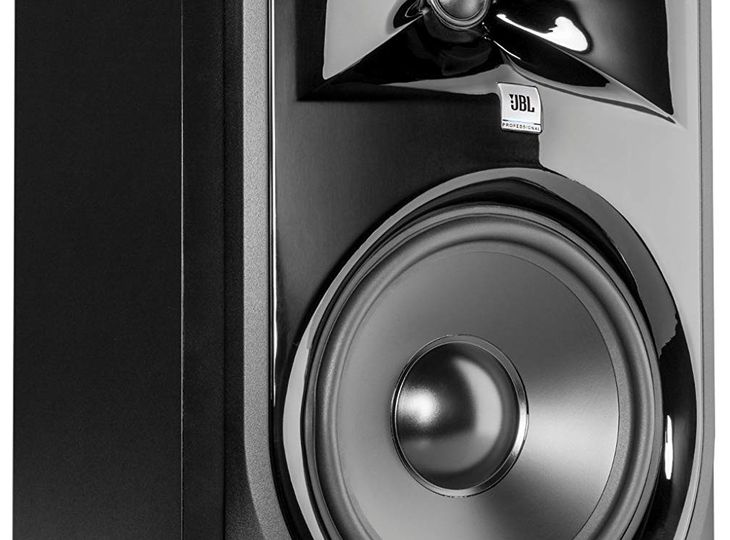 "JBL 308PMKII 8"" 2-Way Powered Studio Monitor"