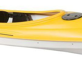 Double Kayak Rental at Allan Yorke