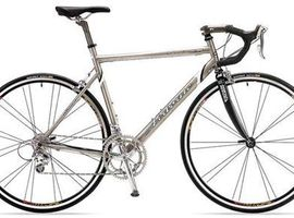 Premium Road Bike Titanium Small, Medium/Large or XL