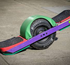 Onewheel + XR w/lots of upgrades