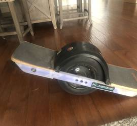 Onewheel XR for rent