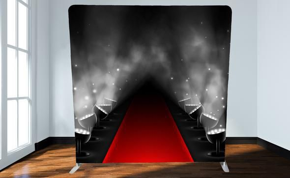 Inflatable Photo Booth Premium Backdrop