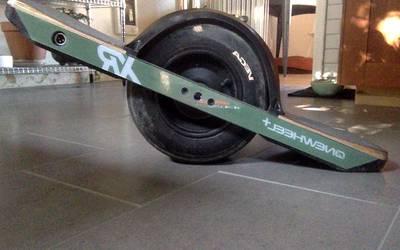 Onewheel XR w/ fender