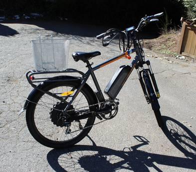 "RadCity 2018 Electric Commuter Bike 19"" Frame"
